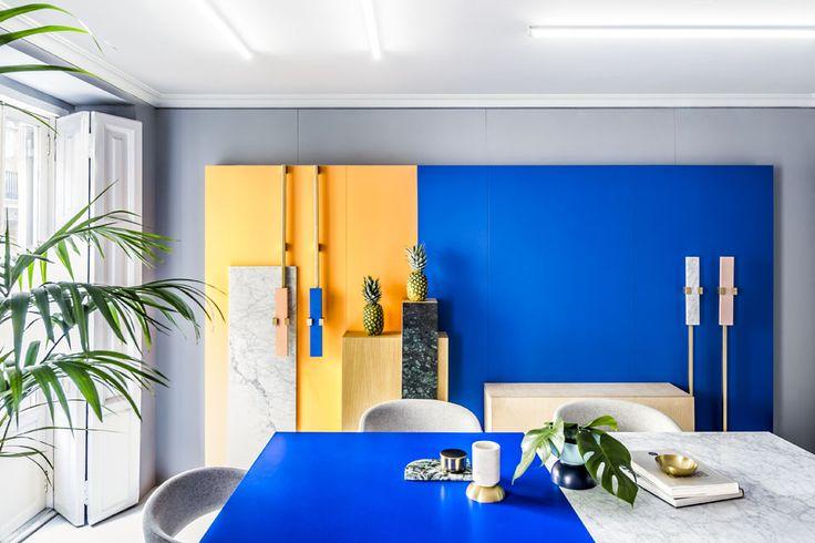 Workplace cubiste