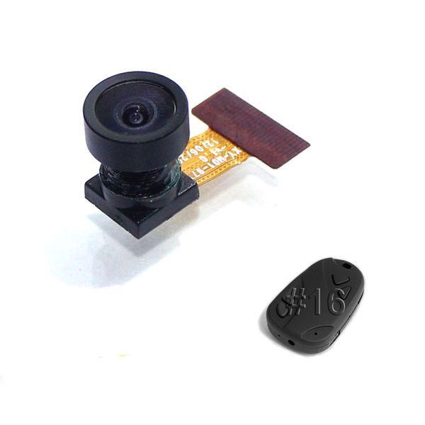 Lente D Modulo 120 Grau com caixa para 808 #16 Camara de video de Camera de HD