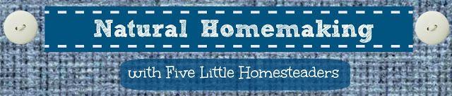 Natural Homemaking: Homemade Dishwasher Detergent Tablets - Five Little Homesteaders