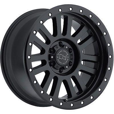 20x10 Black Black Rhino El Cajon 5x150 0 Rims Terra Grappler G2 35 Tires