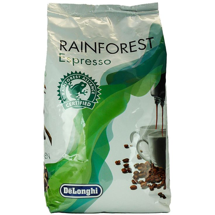 DeLonghi Rainforest 1kg Bohnen
