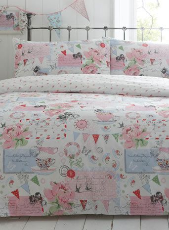 Tea Party Bedding Set - bedding sets - bedding - bedding  - For The Home