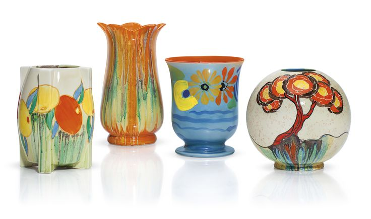 100 Best Cliff Clarice Cliff Pottery Images By Sarah Smith On