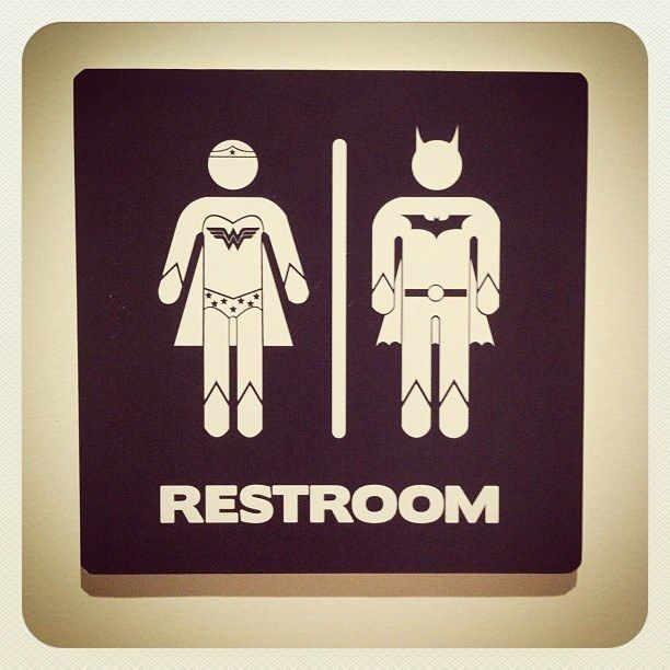 17 Of The Most Fabulous Gender Neutral Bathroom Signs Gender Neutral Bathroom Signs Toilets