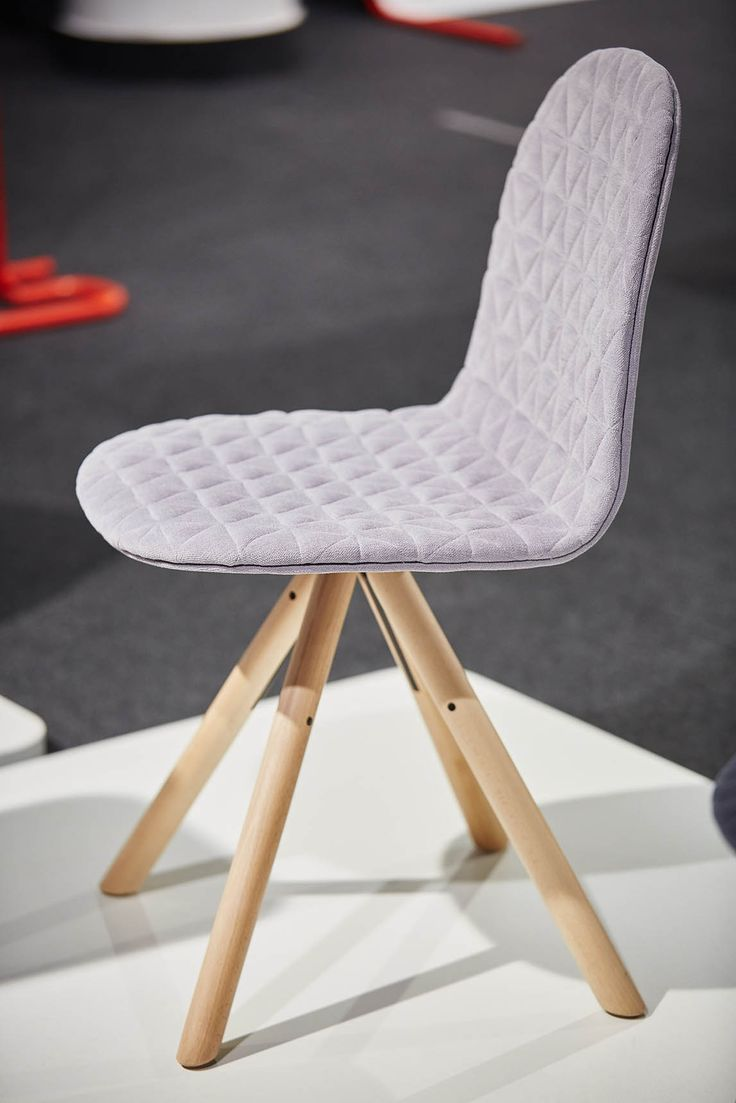 Mannequin I chair was presented on exhibition in IWP in Warsaw