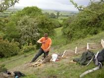 From the National Trust website. How long will these wooden steps last?