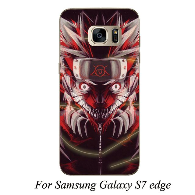3D Transparent Hard PC Case Samsung Galaxy