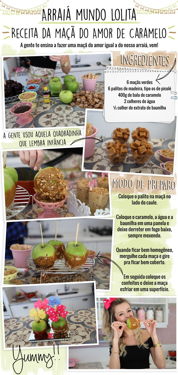 mundo-lolita-receita-julina-maça-do-amor caramelada suh riediger blog vittamina