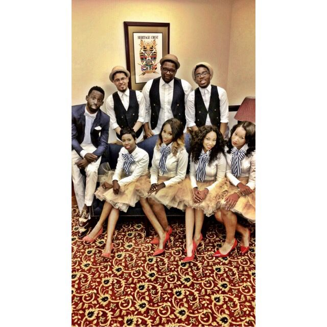 catch me if you can tye tribbett amp group styling in 2019