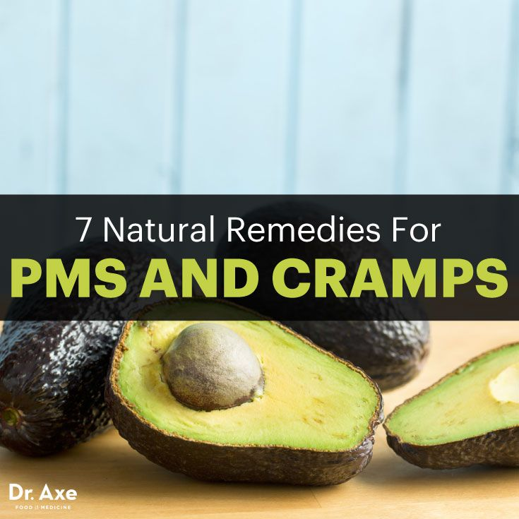 7 Natural Remedies For PMS and Cramps - DrAxe.com
