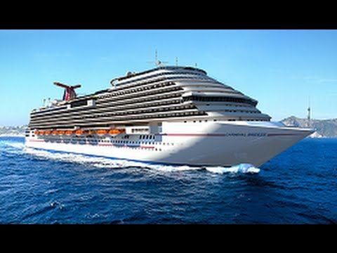 Carnival Breeze Cruise Ship - Best Travel Destination