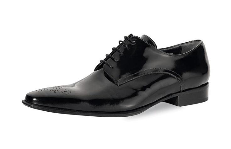 Schoenen : Mike zwart