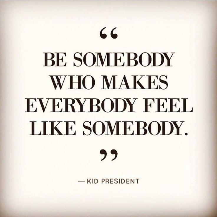 Kid President Make Everybody Feel Like A Somebody Images
