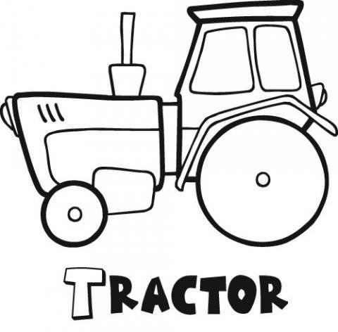 Pin En Tractor