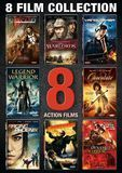 Action Films: 8 Film Collection [3 Discs] [DVD], 28807230
