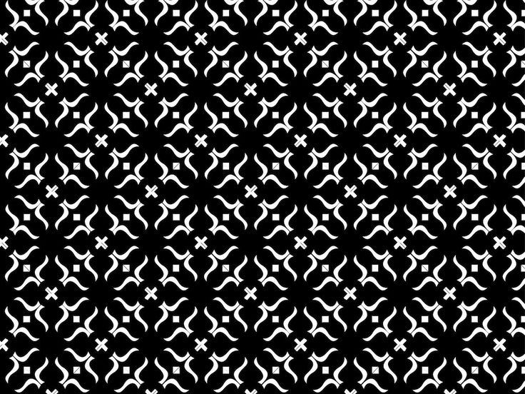Vintage Black White Angled Curve Lines Pattern Seamless Vector Background In AI And PDF