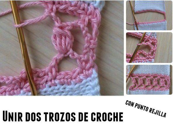 410 best Crochet,Tejer y Bordar (2) images on Pinterest | Tejer ...