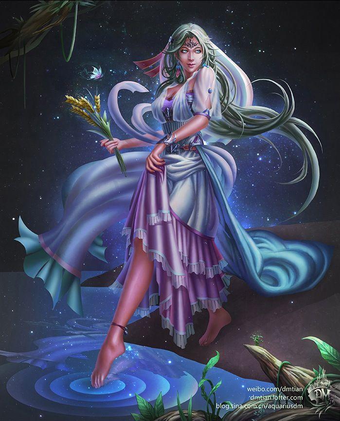 пожилого возраста рисунки гороскопа девы удовольствием