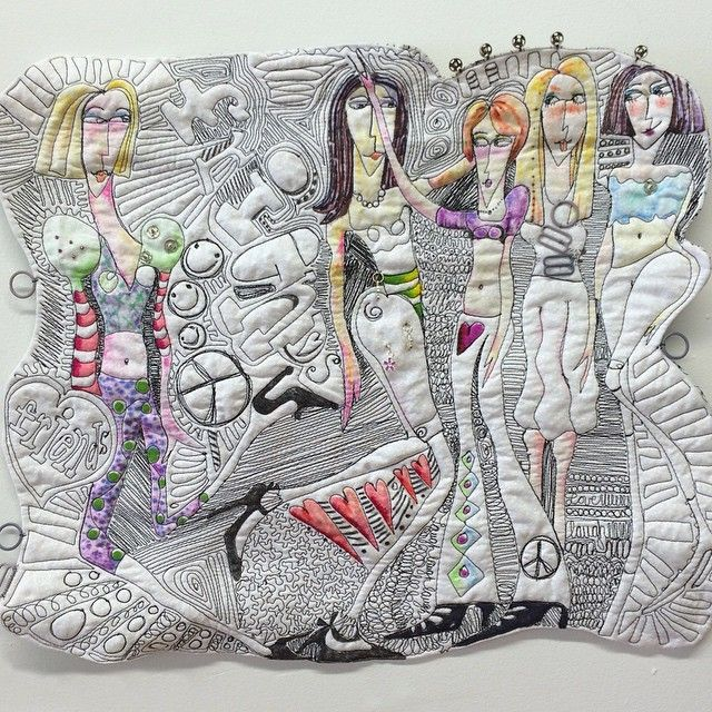 How fun is this a special order I commission from Cindi Goodwin