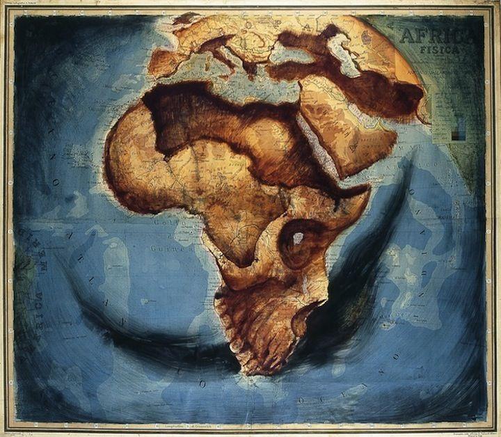 """""""Atlas"""" by Fernando Vincente"""