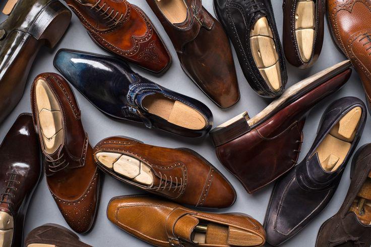 Кожаные Туфли - 15 модных образов, как стильно носить кожаные туфли