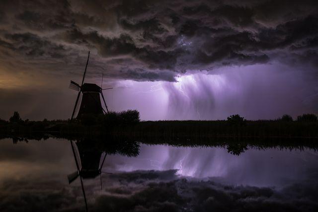 オランダの稲妻