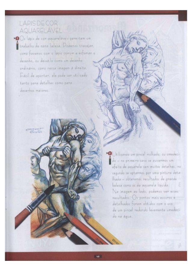 Curso Completo De Desenho Casarios E Retratos Desenho Desenho