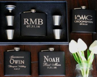 Groomsmen Gift Personalized Gift for Him by ThePersonalizedGift