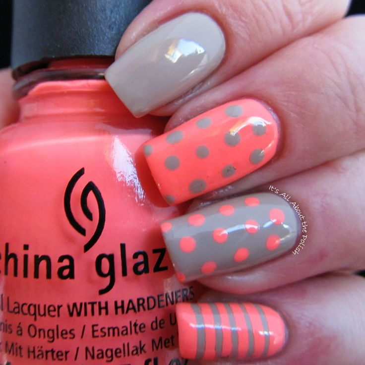 It's all about the polish: Neon China Glaze - Flip Flop Fantasy
