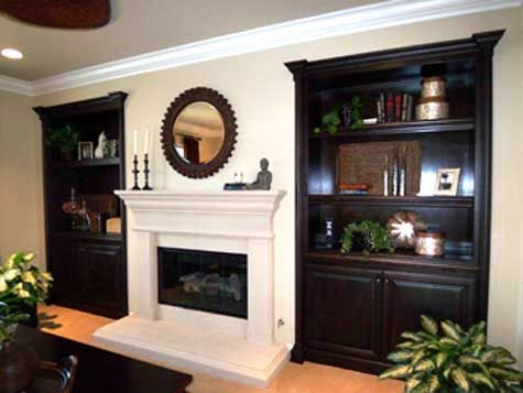 14 best Fireplace Cabinets images on Pinterest | Fireplace ideas ...