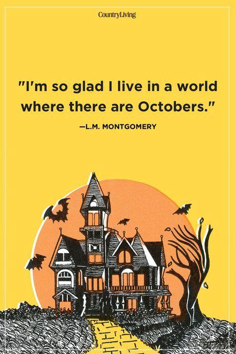 Wenn diese gruseligen Zitate Sie nicht in den Halloween-Geist versetzen, wird nichts