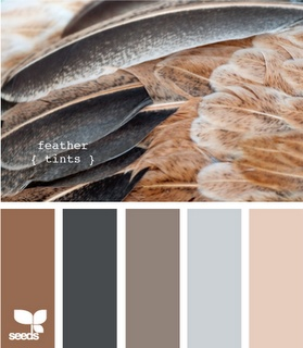 Grays, taupes and blues for my bedroom with surprising litle touches of pink: Colour, Feather Tints, Living Rooms, Color Palettes, Color Schemes, Colors, Color Pallets, Master Bedroom