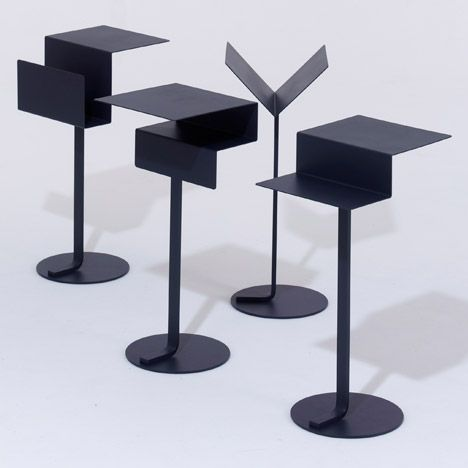 Marvelous Mono tables by Konstantin Grcic