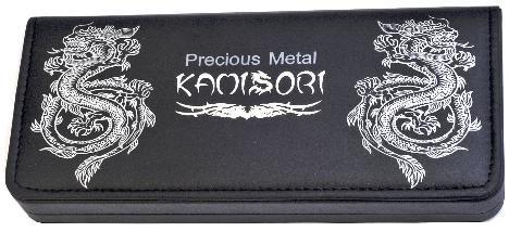 KAMISORI Deluxe shears box (single or double)
