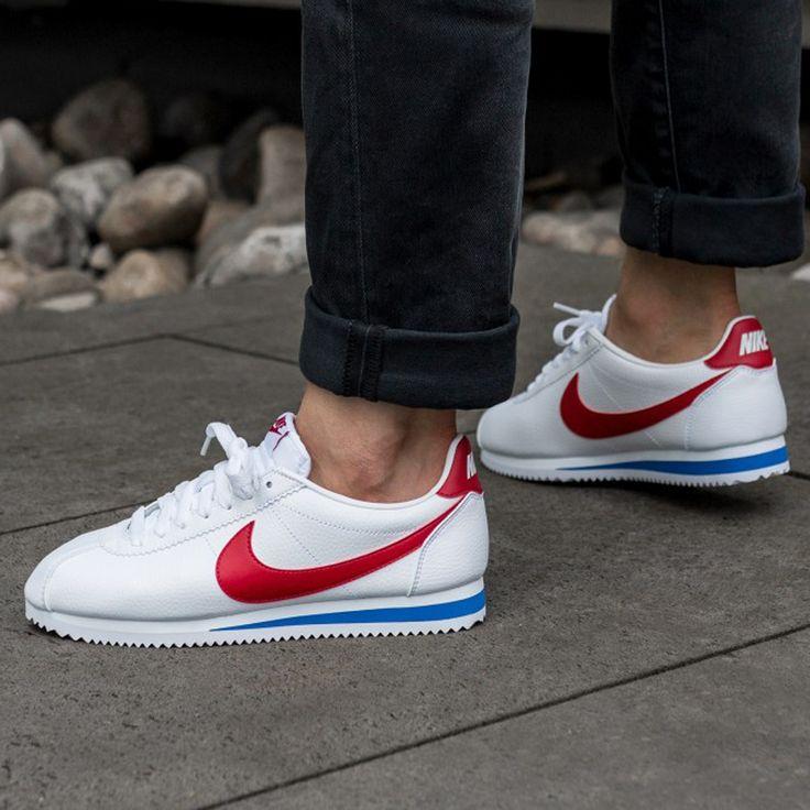 Nike Classic Cortez Leather (749571-154) White Varsity Red USD 85 HKD 670  New Arrival #solecollector #dailysole #kicksonfire #nicekicks #kicksoftoday #kicks4sales #niketalk #igsneakercommuinty #kickstagram #sneakflies #hyperbeast #complexkicks #complex #jordandepot #jumpman23 #nike #kickscrew #kickscrewcom #shoesgame #nikes #black #summr #hk #usa #la #ball #random #girl #adidas