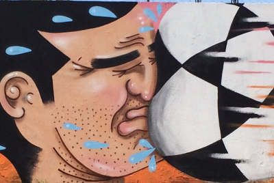 Martín Gordopelota : Buenos Aires based illustrator, muralist and painter