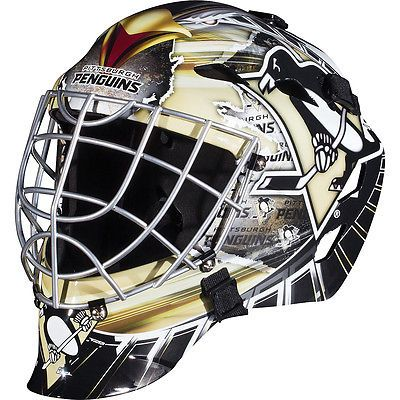 Novelties and Gifts 165937: Franklin Sports Gfm 1500 Nhl Pittsburgh Penguins Goalie Face Mask -> BUY IT NOW ONLY: $64.99 on eBay!