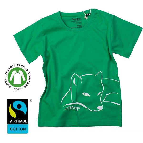 www.klappi.se #Ekologiskabarnkläder från #Lappland #norrland. #eko #ekoreko #ekologisk #svenskdesign #ekokläder #giftfritt #kläppi #klappi.se Product: #t-shirt #tshirt #green #grön #Lapland #arcticfox #fox #räv #fjällräv. #eco #oekotex100 #lovefromlapland #swedishlapland #fairtrade #organiccotton #organic #scandinavian #schwedischen #organickidswear #kidsfashion #sustainablefashion #sustainable #gots #swedish #swedishdesign #swedishbrand