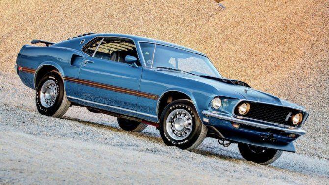 Ford Mustang Vnov Poluchit Odnu Iz Samyh Zaryazhennyh Versij V 2020 G Pikap Miniven Avtomobil