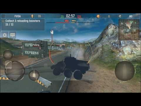 Metal Force War Modern Tanks GAME 2 - Metal Force War Modern Tanks is a Free Android Action Shooter Multiplayer Game featuring various combat vehicles