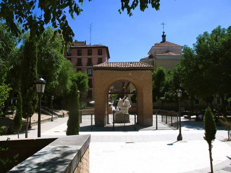 Plaza del 2 de Mayo, Malasaña