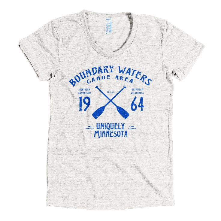 Boundary Waters T Shirts Designs