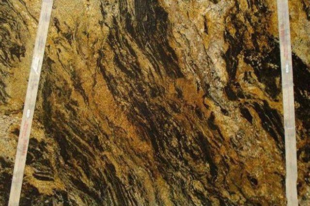 Magma Gold Granite Price | Full slab, finished and design photos for Desert Dream ;