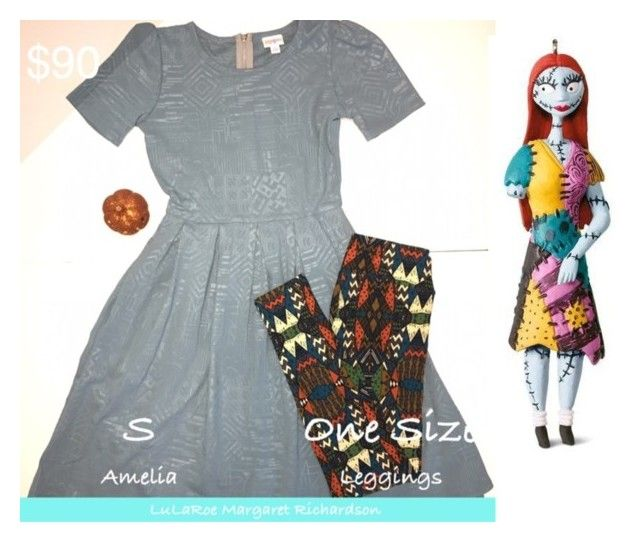 """""""Sally Skellington"""" by margaret-couts-richardson on Polyvore"""