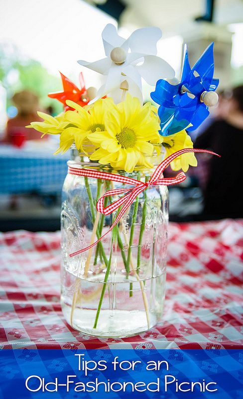 Haven't looked at this tips but love this as a centerpiece - so fun!