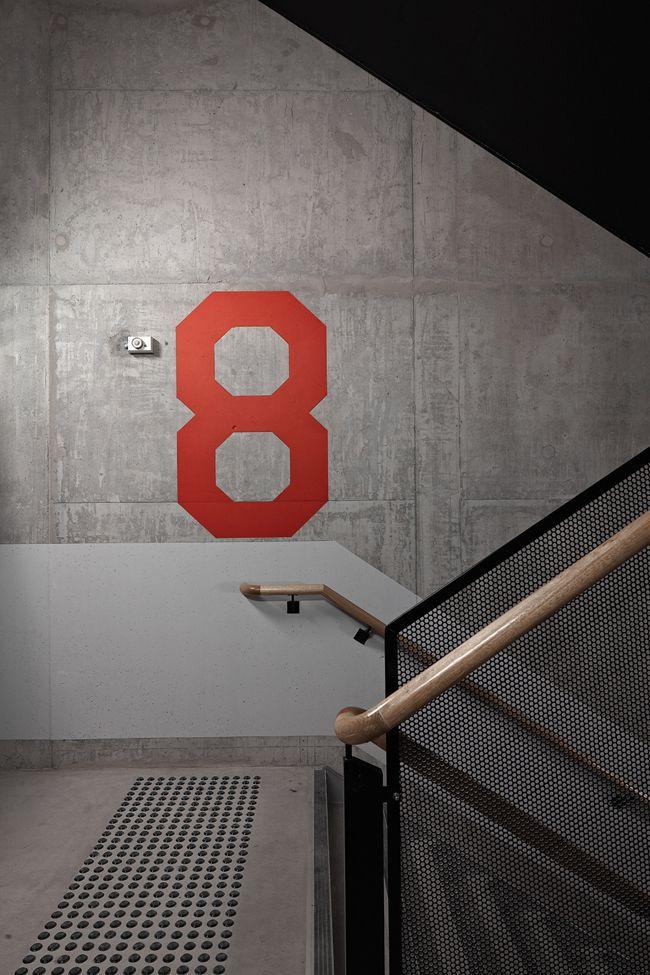 RMIT — Büro North /