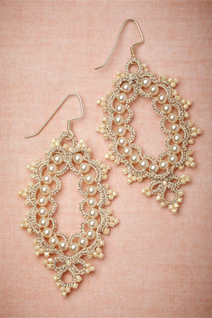 Prato Earrings in New at BHLDN