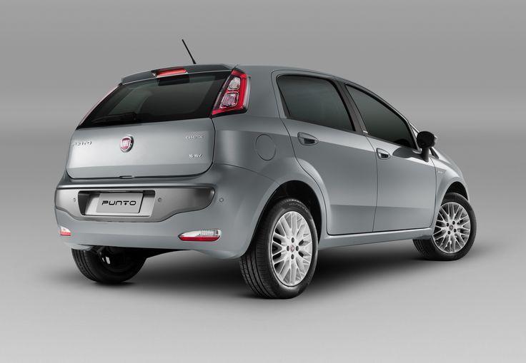 El Fiat Punto es belleza, solidez y brillantez. Un diseño único con la distinción y el estilo italiano