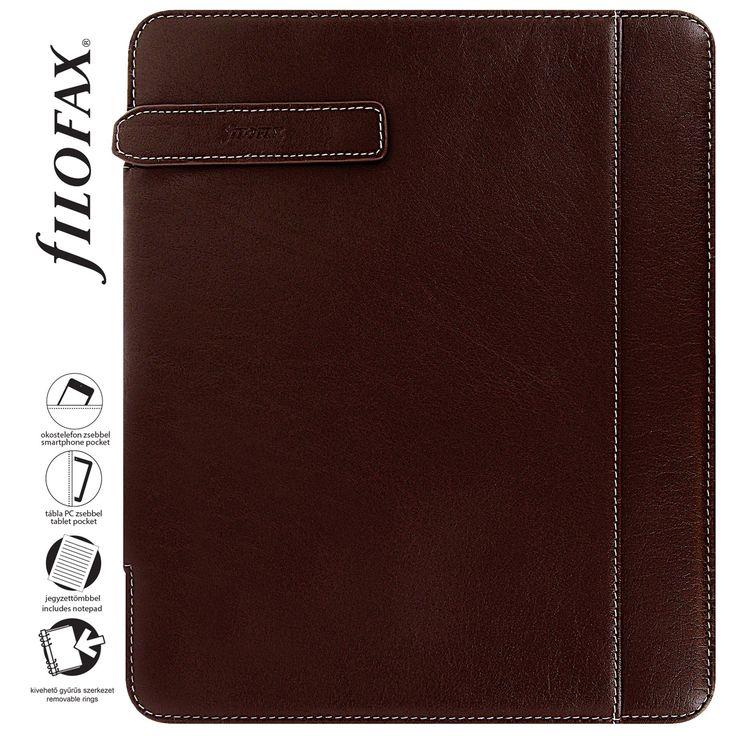 Filofax Tablet Case Holborn iPad Air Brown