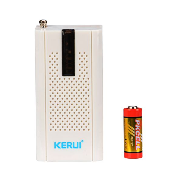 KERUI ZD30 Magnetic Wireless Vibration Detector 433MHz for Home Security Alarm System Alarm Siren